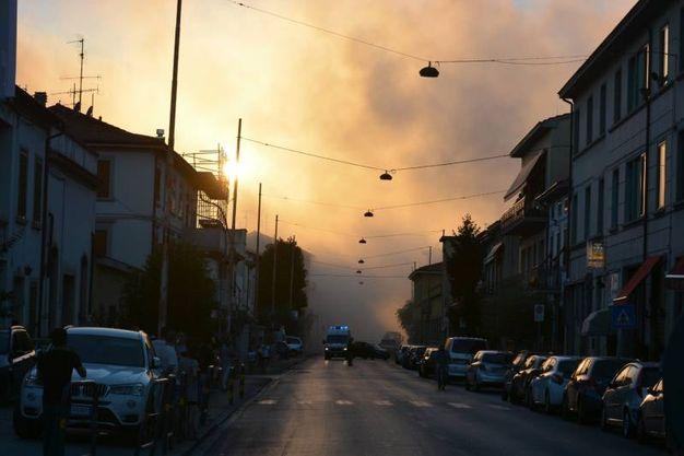 La nube (Foto Attalmi)
