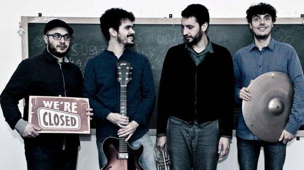 Jazz On The Corner - We Are Closed Quartet