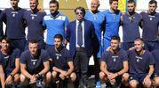 Modena, i gialloblù in partenza per il ritiro di Fanano (Foto Fiocchi)