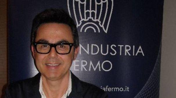 Confindustria Fermo, il presidente Giampietro Melchiorri