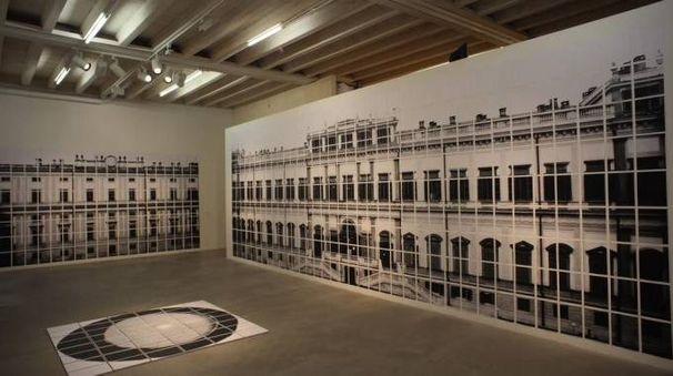 Villa Reale riprodotta in fotocopie bianco e nero (Omnimilano)