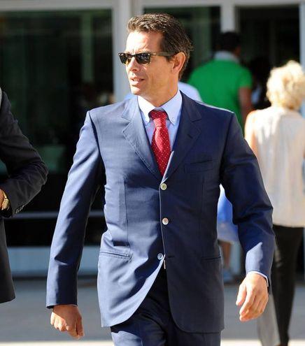Enrico Pelillo, legale della famiglia Gambirasio ( Foto LaPresse)