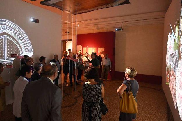 Bologne Experience restarà aperta fino all'8 ottobre 2017 (Foto Schicchi)
