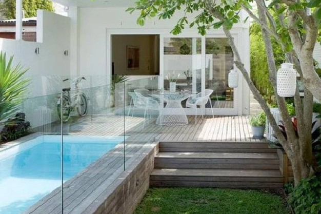 Piccole piscine per giardini extra small magazine - Piscine piccole interrate ...