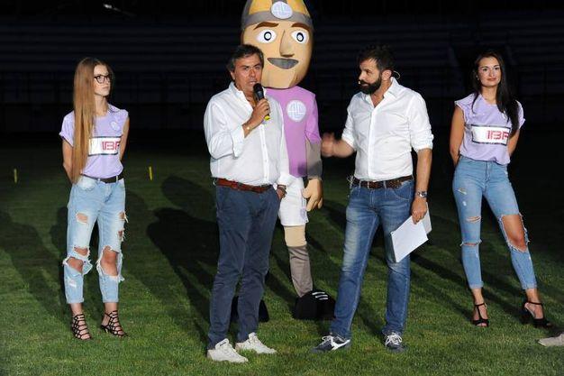 Presentata ai tifosi allo stadio Mari la squadra del Legnano calcio