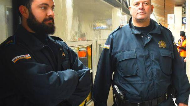 Vigilantes sui treni