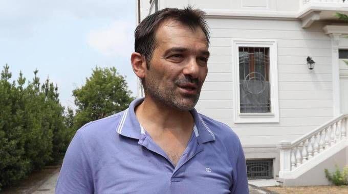 Stefano Scassellati, figlio della coppia