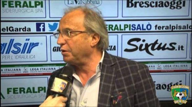 Eugenio Olli avrebbe avuto l'incarico di dirigere il progetto sportivo del Mantova