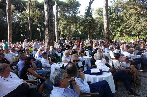 Il pubblico (Foto Umicini)