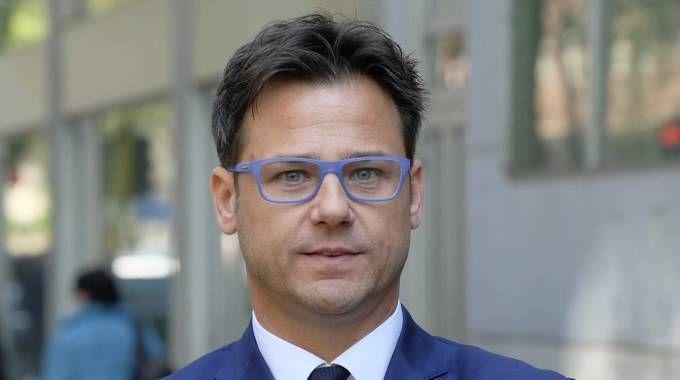 L'europarlamentare pavese della Lega Nord Angelo Ciocca (Newpress)