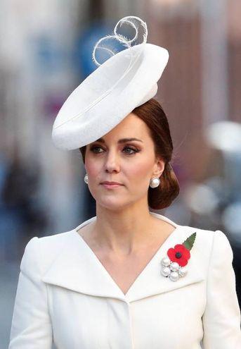 Kate Middleton in Belgio (Lapresse)