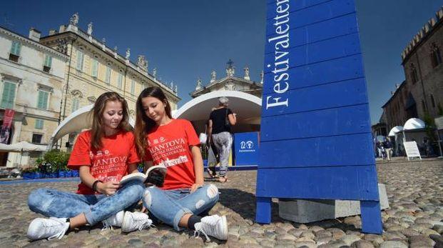 Festivaletteratura in piazza Sordello
