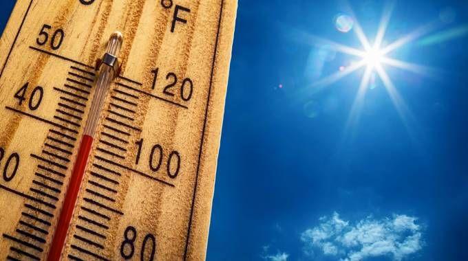 Previsioni meteo, caldo insopportabile, temperature percepite oltre 40 gradi (foto iStock)
