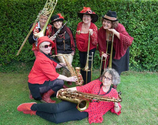 The Red boot band (foto Businesspress)