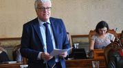 Il ministro Galletti (foto Schicchi)
