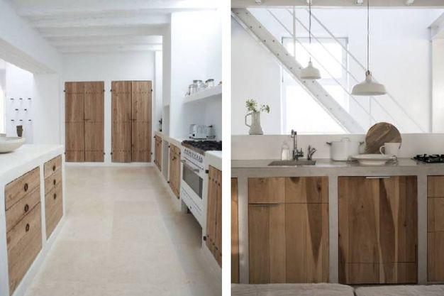 Cucine in cemento per un look industriale - Magazine - Tempo ...