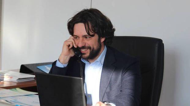Antonio Biella, numero uno di Acqua S. Bernardo