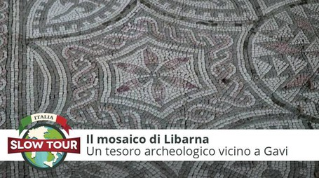 Il mosaico di Libarna