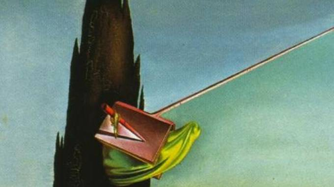 'Surrealist Essay' di Dalì