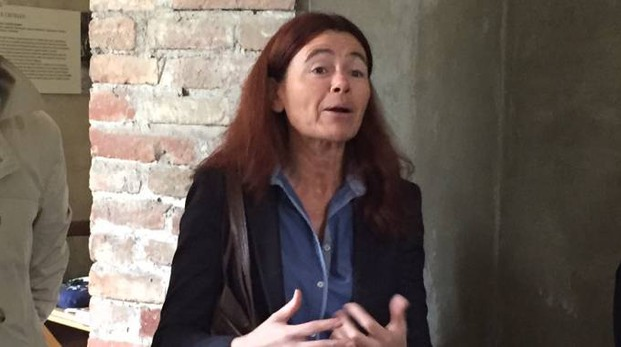 Il sindaco di Crema Stefania Bonaldi