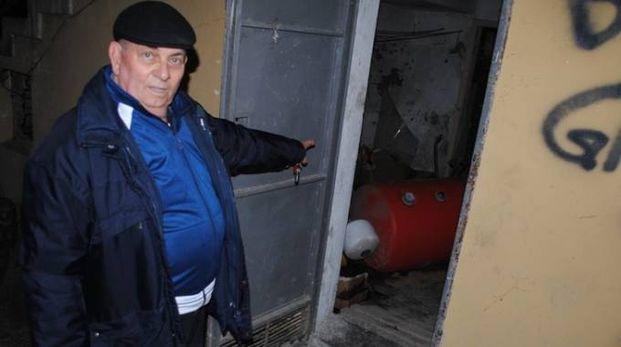 Badia, ancora furti al Verzaro (foto Saretto)