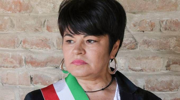 Alice Zanardi, sindaco di Codigoro (foto Samaritani)