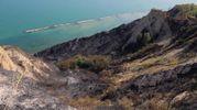 San Bartolo dopo l'incendio (Fotoprint)