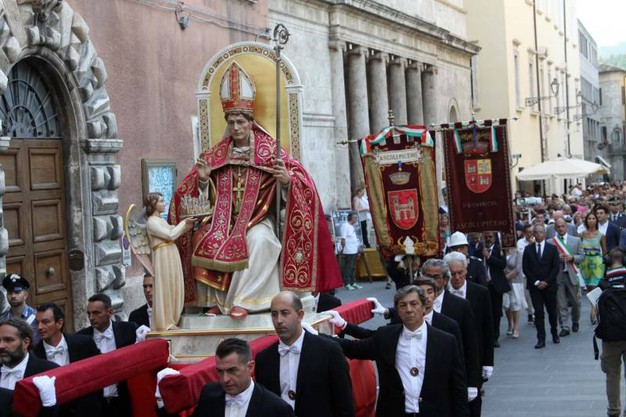 Ascoli in festa per Sant'Emidio (Labolognese)