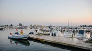 La tragedia è avvenuta nel canale che collega Porto Levante all'isola dei vip. La vittima era con altre tre persone a bordo di un 'tender' (Foto Donzelli)