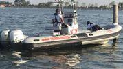 La donna è stata sbalzata fuori e un'elica, probabilmente quella del tender stesso, o forse da una terza imbarcazione, l'ha letteralmente massacrata. Praticamente decapitata (Foto Moretto)