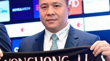 Yonghong Li il giorno della presentazione