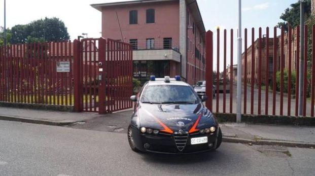 I carabinieri della compagnia di Codogno