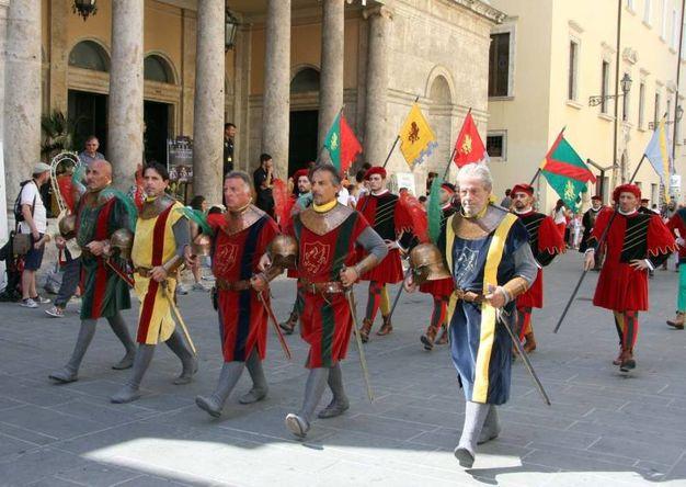 I capitani di S. Emidio (foto Labolognese)