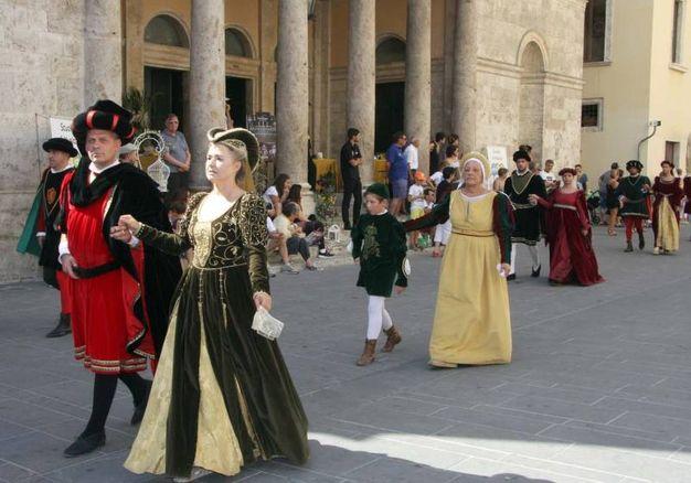 I nobili di S. Emidio (foto Labolognese)