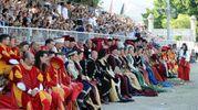 In attesa dei cavalieri (foto Labolognese)
