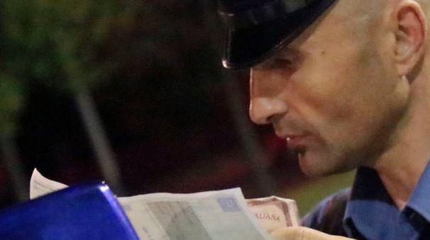 Un carabiniere
