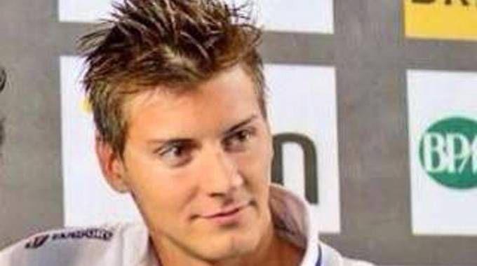 Mattia Dall'Aglio, il forte nuotatore reggiano, è stato stroncato da un malore in palestra a Modena