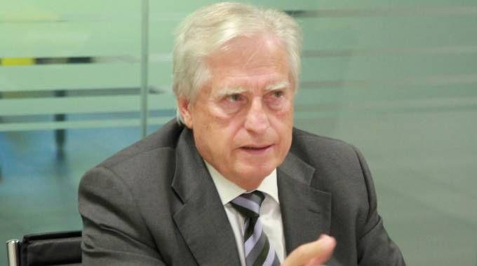 FONDATORE Bruno Piraccini,  amministratore delegato del Gruppo Orogel