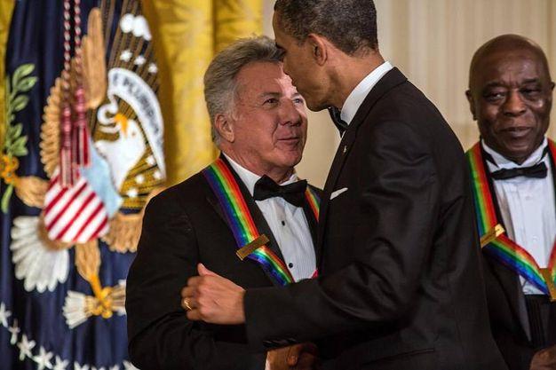 Premiato dal presidente Barack Obama (Ansa)