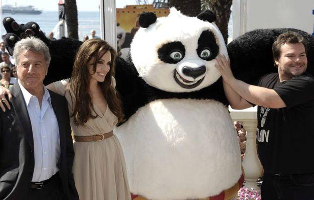 Doppiatore di 'Kung Fu Panda' (Ansa)
