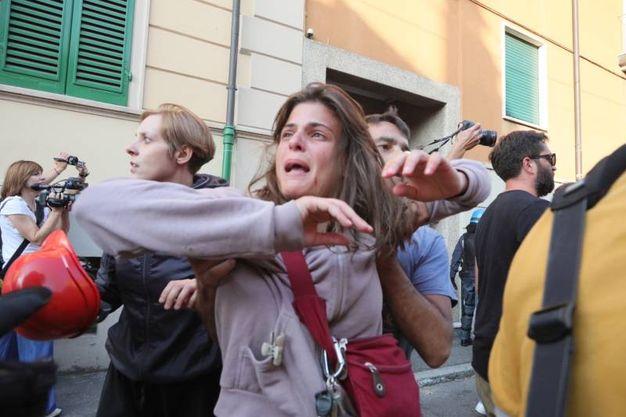 Gli attivisti (foto Schicchi)