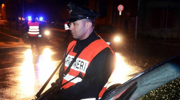 Sul posto sono immediatamente intervenuti i carabinieri