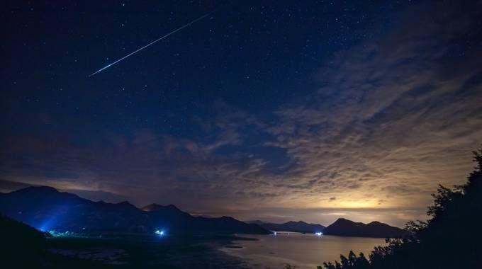 10 agosto, la notte delle stelle cadenti
