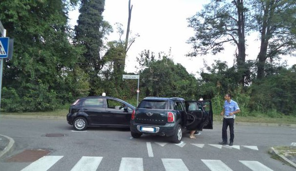 Incidente a Tavazzano
