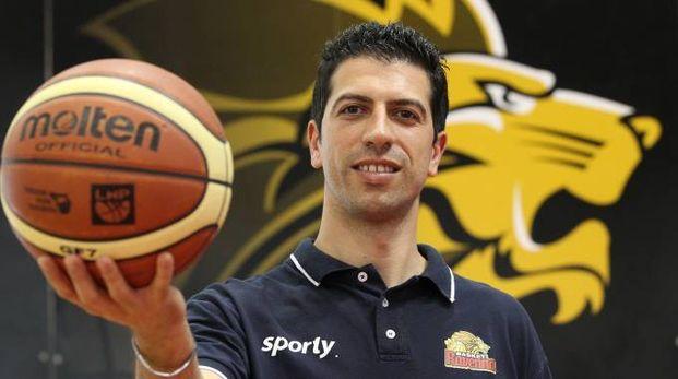 Il coach Antimo Martino