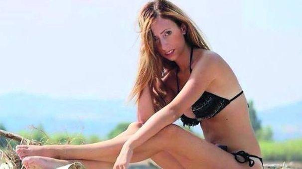 Uno degli scatti sexy pubblicato da Greta Testa, consigliere comunale di Forza Italia