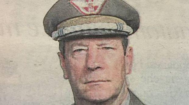 Il generale di divisione, Giovanni Cuoghi