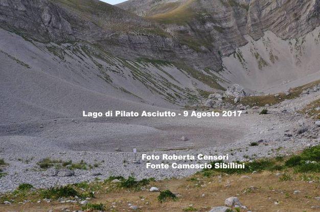 Le foto di Roberta Censori, fonte Camoscio Sibillini