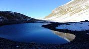 Il lago ospita il chirocefalo del Marchesoni (Calavita)