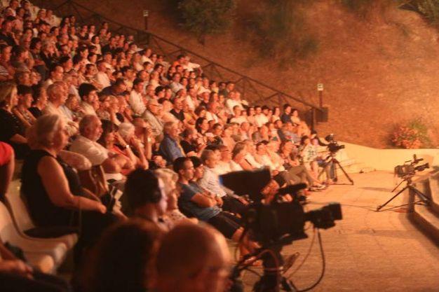 In tanti sono accorsi per il Plautus Festival (Foto Ravaglia)